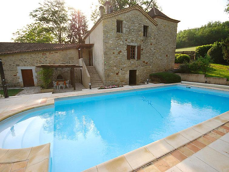5 bedroom Villa in Puy l'Eveque, Lot, France : ref 2012090 - Image 1 - Floressas - rentals