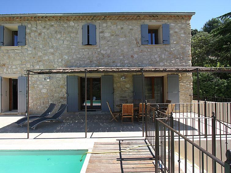 4 bedroom Villa in Beaumes de Venise, Provence, France : ref 2012499 - Image 1 - La Roque Alric - rentals