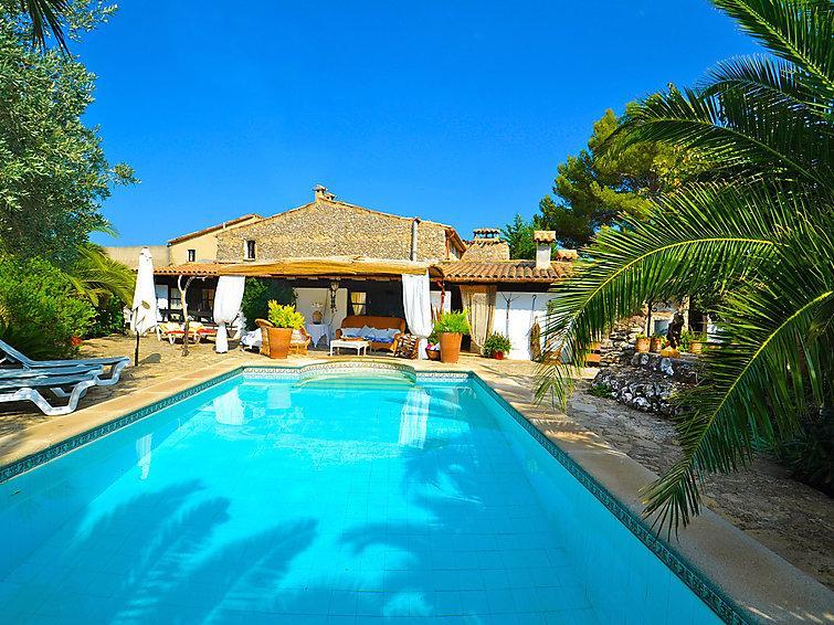 4 bedroom Villa in Pollenca, Mallorca : ref 2016444 - Image 1 - Pollenca - rentals
