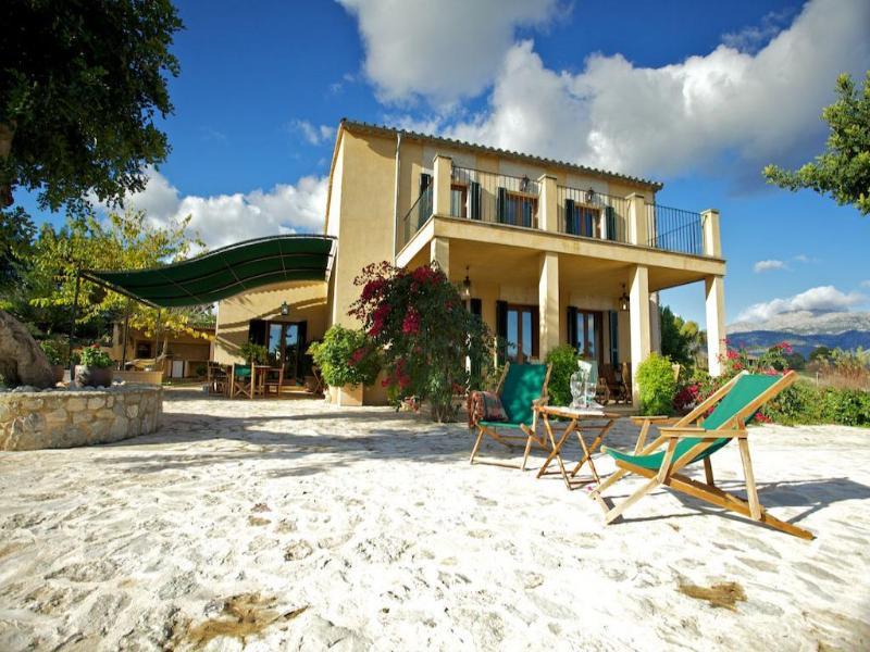 4 bedroom Villa in Selva, Mallorca : ref 2016678 - Image 1 - Selva - rentals
