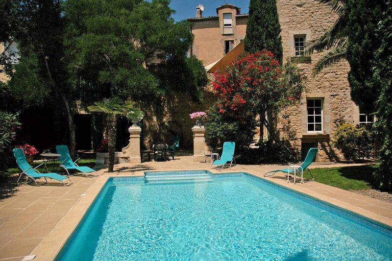 7 bedroom Villa in Montblanc, Languedoc, France : ref 2016782 - Image 1 - Montblanc - rentals