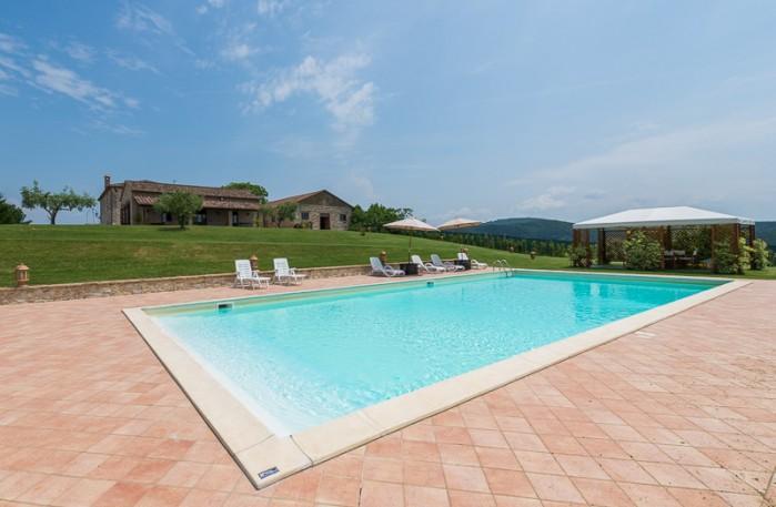 5 bedroom Villa in Amelia, Umbria, Italy : ref 2017775 - Image 1 - Foce - rentals