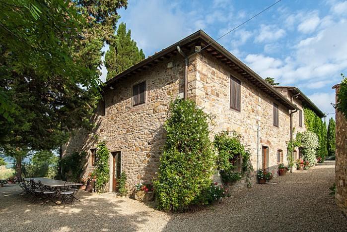 6 bedroom Villa in Panzano, Tuscany, Italy : ref 2017801 - Image 1 - Casole - rentals