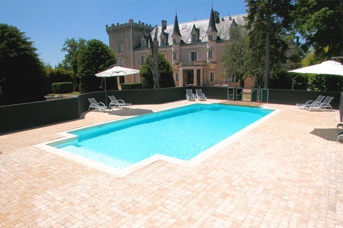 9 bedroom Villa in Marthon, Vendee, France : ref 2017809 - Image 1 - Marthon - rentals