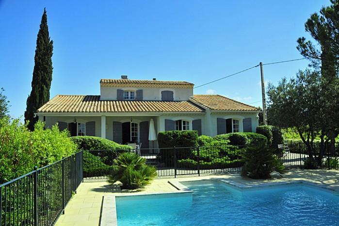 4 bedroom Villa in Gigondas, Provence, France : ref 2017854 - Image 1 - Sablet - rentals