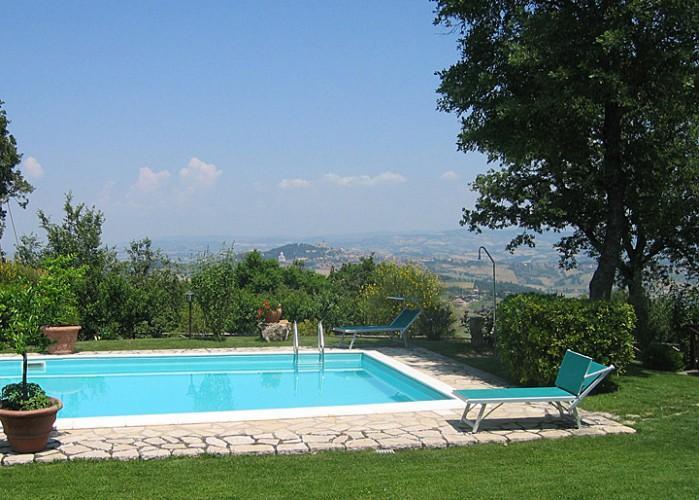 6 bedroom Villa in Collelungo, Nr Todi, Umbria, Italy : ref 2017895 - Image 1 - Acqua Loreto - rentals