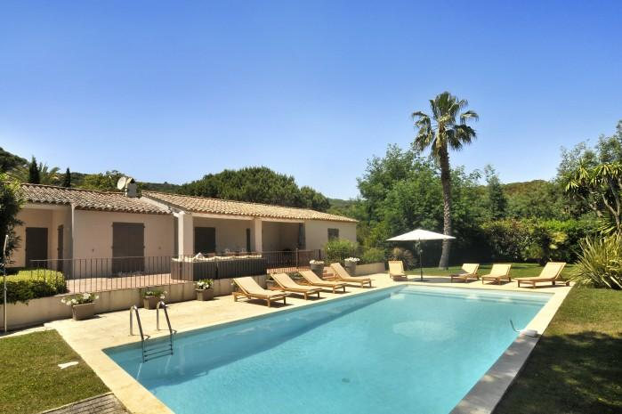 4 bedroom Villa in Ramatuelle, Saint Tropez Var, France : ref 2017913 - Image 1 - Ramatuelle - rentals