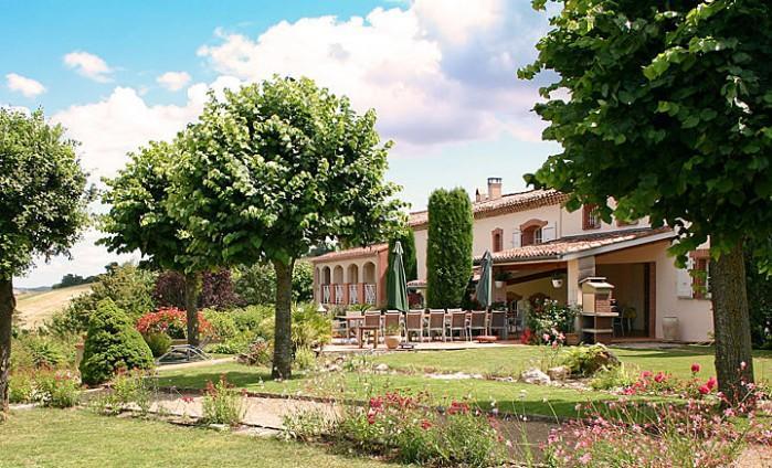 9 bedroom Villa in Beauteville, South West, France : ref 2017937 - Image 1 - Saint-Michel-de-Lanes - rentals