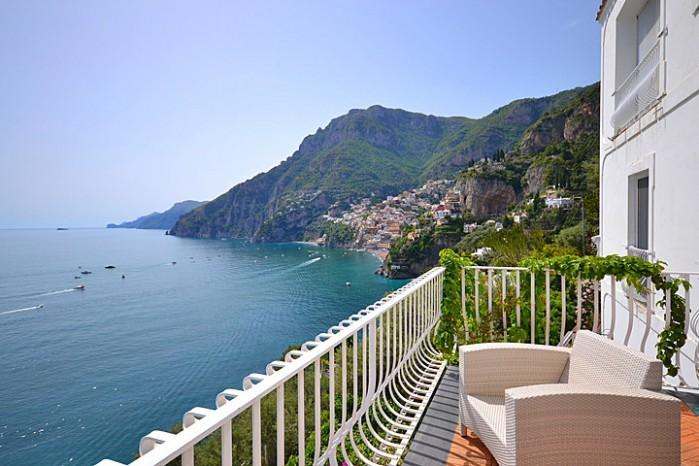 5 bedroom Villa in Positano, Saint Campania, Amalfi Coast, Italy : ref 2018052 - Image 1 - Nocelle di Positano - rentals