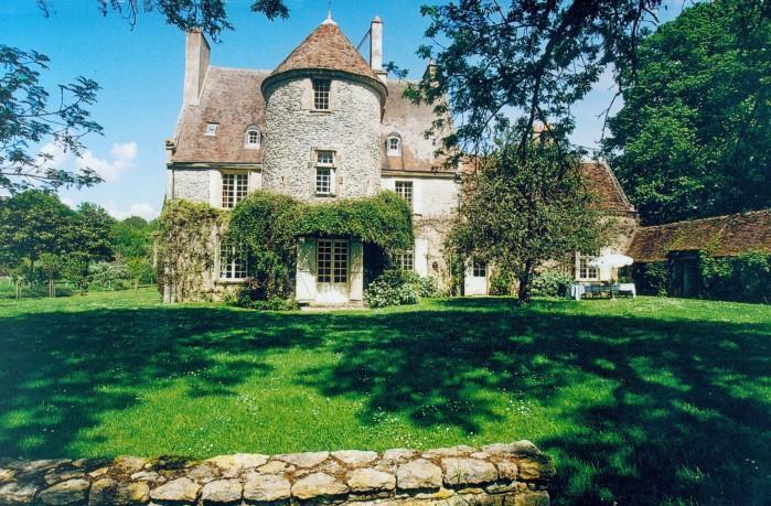 8 bedroom Villa in Lucay le libre, Loire, France : ref 2018055 - Image 1 - Saint-Pierre-de-Jards - rentals