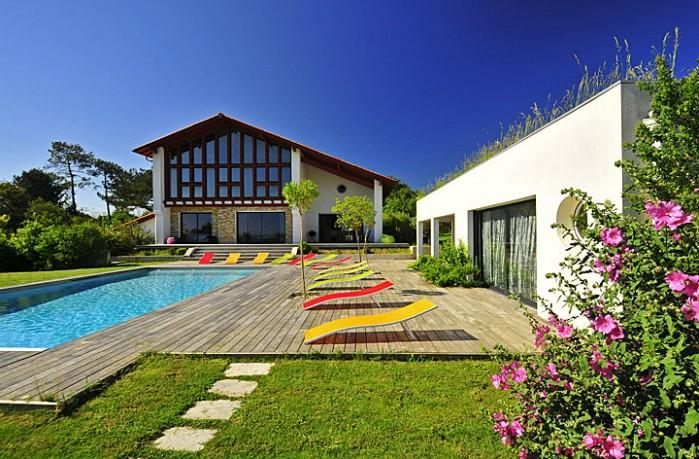 5 bedroom Villa in Saint Jean De Luz, Biarritz, France : ref 2018174 - Image 1 - Guethary - rentals