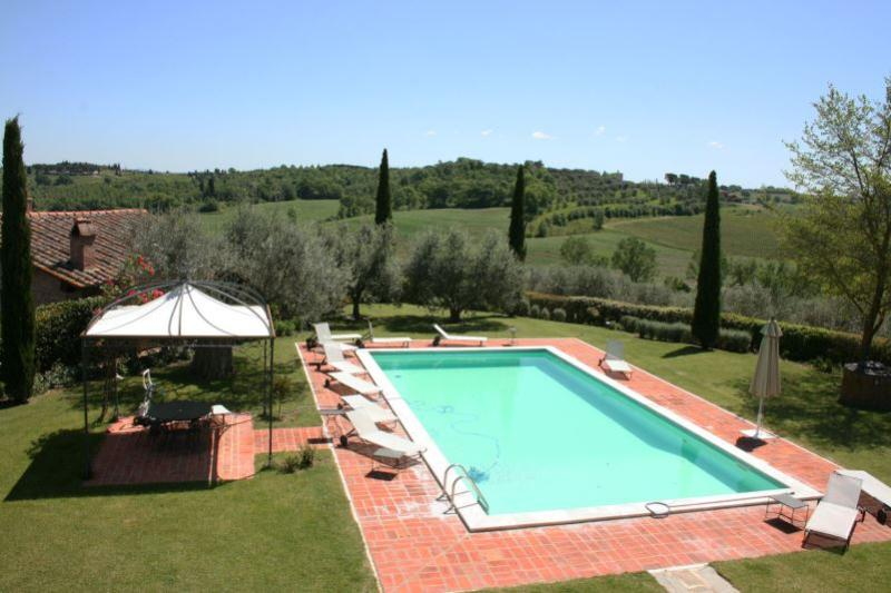 6 bedroom Villa in Montepulciano, Toscana, Italy : ref 2020511 - Image 1 - Acquaviva di Montepulciano - rentals