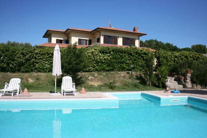 4 bedroom Villa in Rosignano Marittimo, Toscana, Italy : ref 2020519 - Image 1 - Castelnuovo Misericordia - rentals