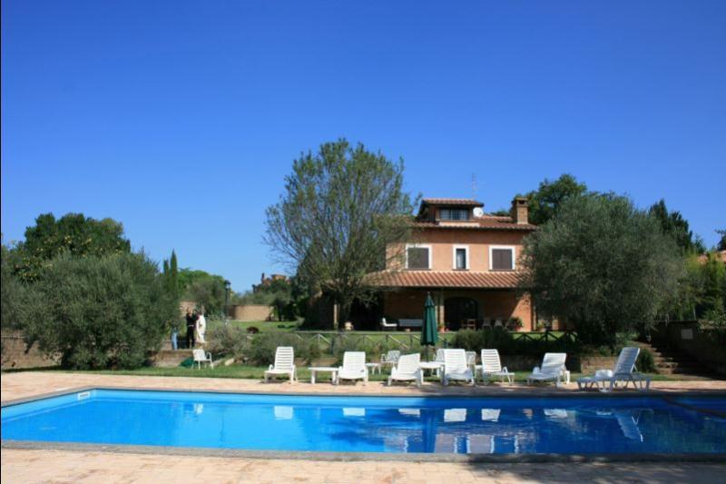 6 bedroom Villa in Corchiano, Lazio, Italy : ref 2020539 - Image 1 - Corchiano - rentals