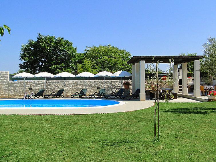 4 bedroom Villa in Umag Zambratija, Istria, Croatia : ref 2020595 - Image 1 - Zambratija - rentals
