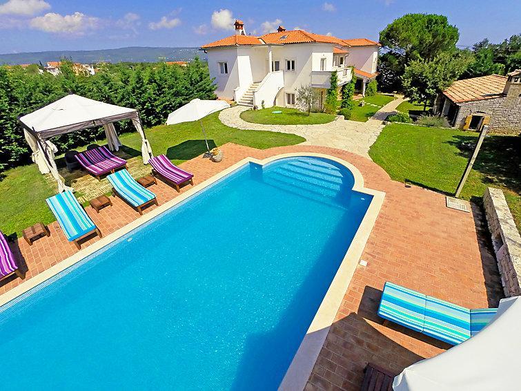 7 bedroom Villa in Pula Rakalj, Istria, Croatia : ref 2020760 - Image 1 - Rakalj - rentals