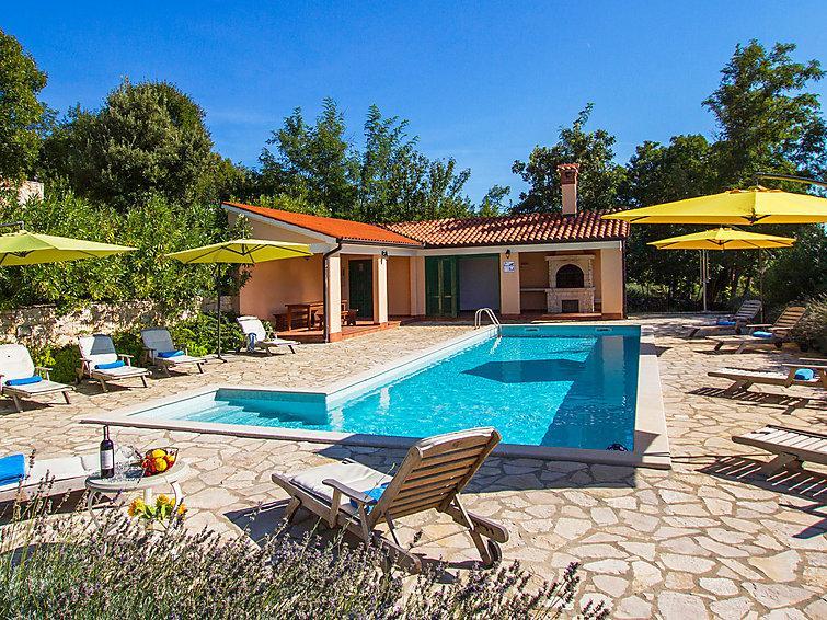 4 bedroom Villa in Rabac Sveti Lovrec Labinski, Istria, Croatia : ref 2020771 - Image 1 - Viskovici - rentals