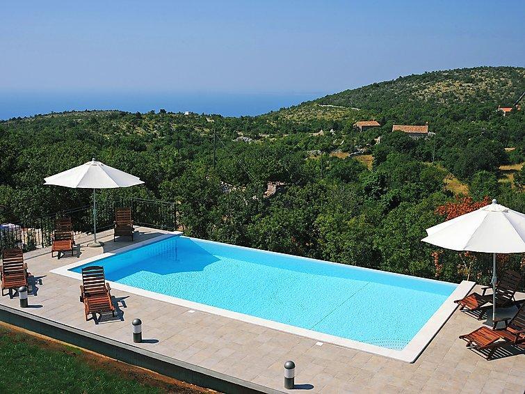 4 bedroom Villa in Rabac Skitaca, Istria, Croatia : ref 2020777 - Image 1 - Ravni - rentals