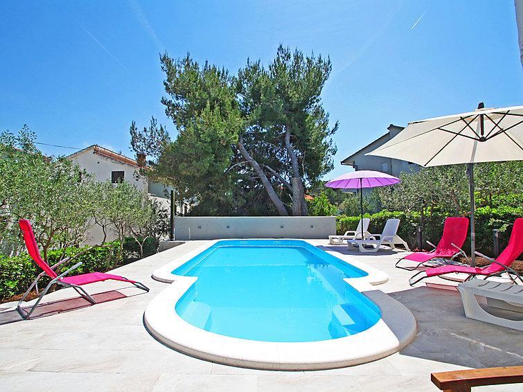 4 bedroom Villa in Trogir Slatine, Central Dalmatia, Croatia : ref 2021279 - Image 1 - Arbanija - rentals