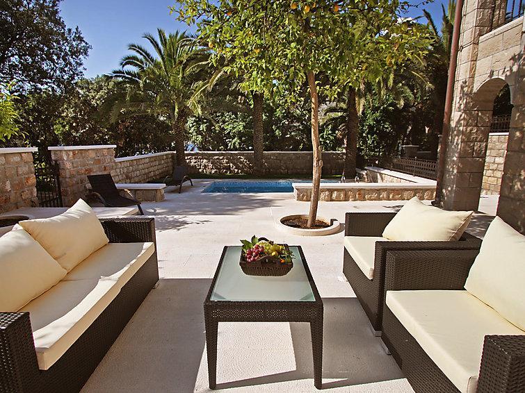 5 bedroom Villa in Dubrovnik, South Dalmatia, Croatia : ref 2021536 - Image 1 - Lozica - rentals