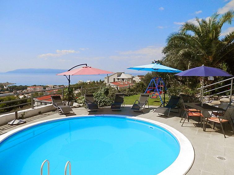5 bedroom Villa in Makarska, Central Dalmatia, Croatia : ref 2021601 - Image 1 - Bratus - rentals