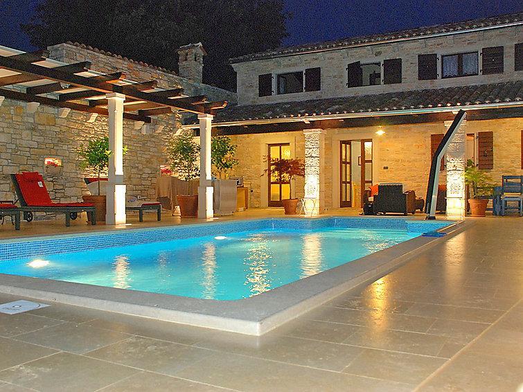 5 bedroom Villa in Sveti Petar u Sumi, Istria, Croatia : ref 2021642 - Image 1 - Sveti Petar u Sumi - rentals