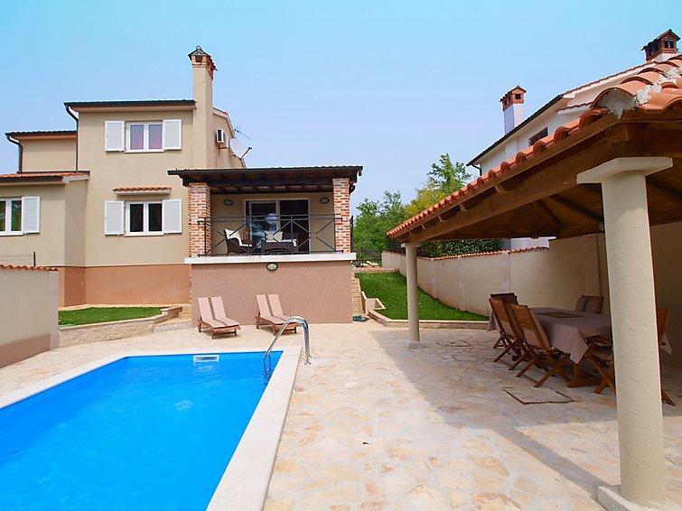 3 bedroom Villa in Porec Buici, Istria, Croatia : ref 2021676 - Image 1 - Filipini - rentals