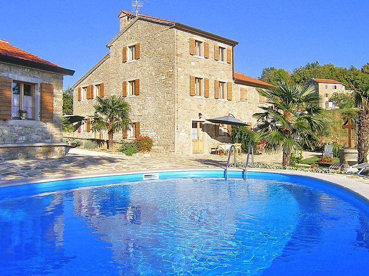 10 bedroom Villa in Buje Krasica, Istria, Croatia : ref 2021814 - Image 1 - Groznjan - rentals
