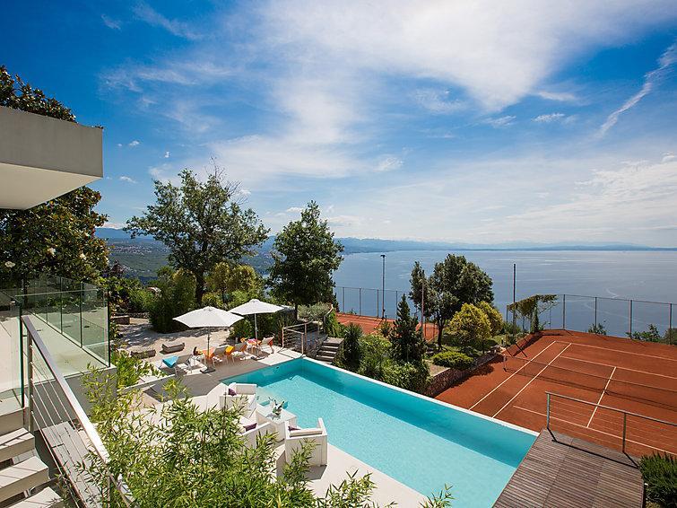 2 bedroom Villa in Opatija Bregi, Kvarner, Croatia : ref 2021902 - Image 1 - Opatija - rentals