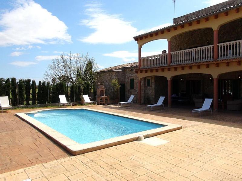 7 bedroom Villa in Sencelles, Mallorca, Mallorca : ref 2022164 - Image 1 - Sencelles - rentals