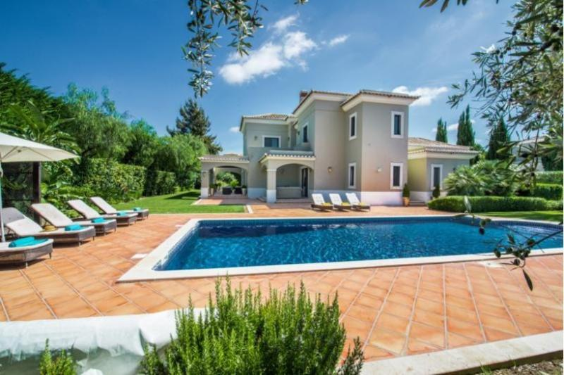 5 bedroom Villa in Quinta Do Lago, Algarve, Portugal : ref 2022243 - Image 1 - Almancil - rentals