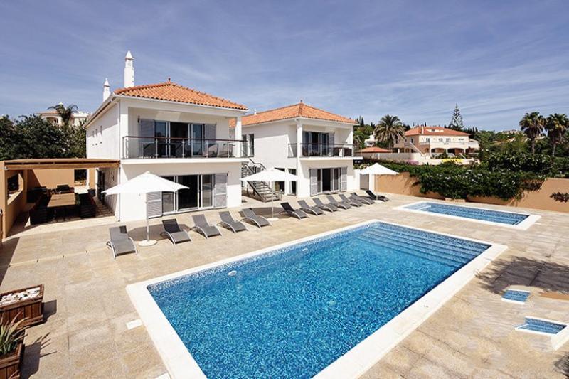 7 bedroom Villa in Almancil, Algarve, Portugal : ref 2022245 - Image 1 - Almancil - rentals
