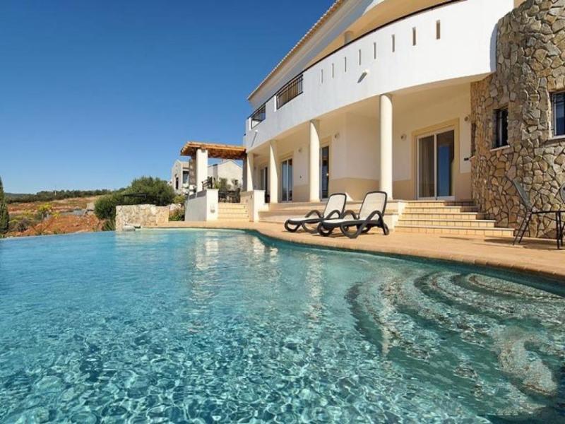 5 bedroom Villa in Lagos, Algarve, Portugal : ref 2022293 - Image 1 - Mexilhoeira Grande - rentals