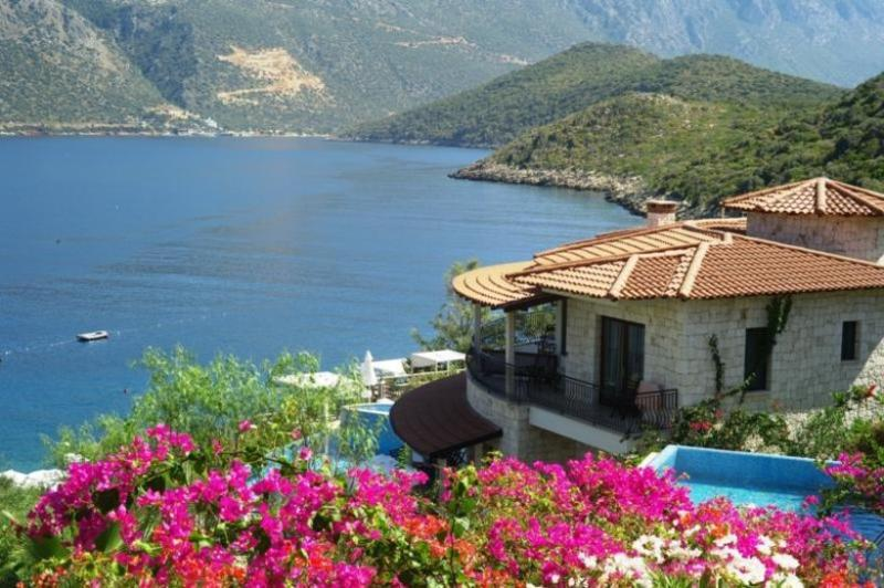 5 bedroom Villa in Kas, Mediterranean Coast, Turkey : ref 2022556 - Image 1 - Kas - rentals
