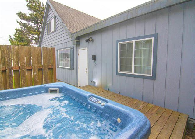 Hot Tub and Game Room! So much fun to be had at this beach home! - Image 1 - Lincoln City - rentals