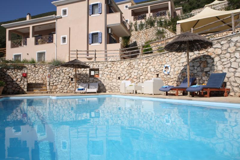 Calmwave Villas-Lefkada - Image 1 - Vasiliki - rentals