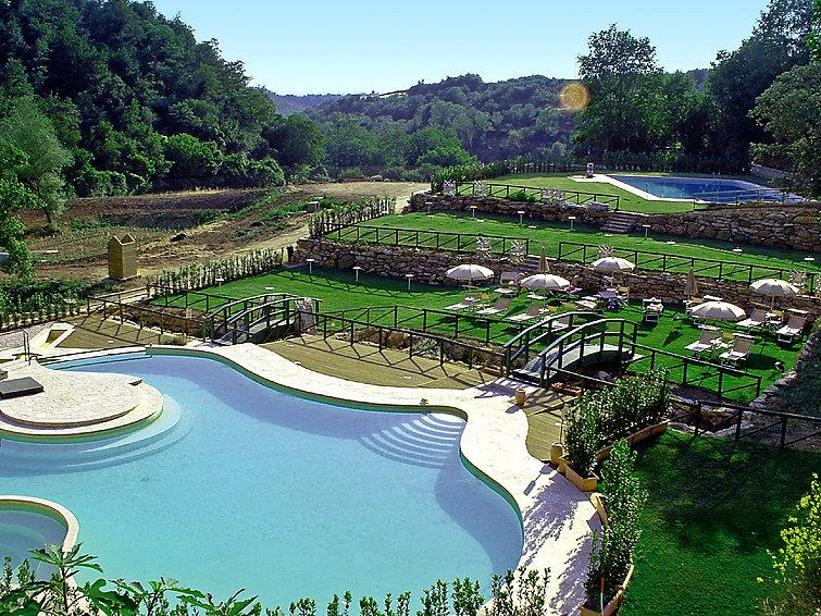 4 bedroom Villa in Pitigliano, Maremma Volterra, Italy : ref 2025647 - Image 1 - Sorano - rentals