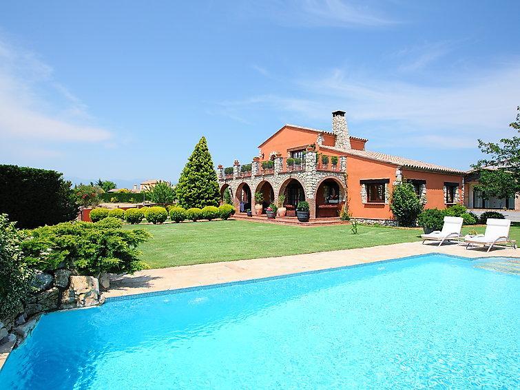 4 bedroom Villa in Perelada, Costa Brava, Spain : ref 2026817 - Image 1 - Peralada - rentals