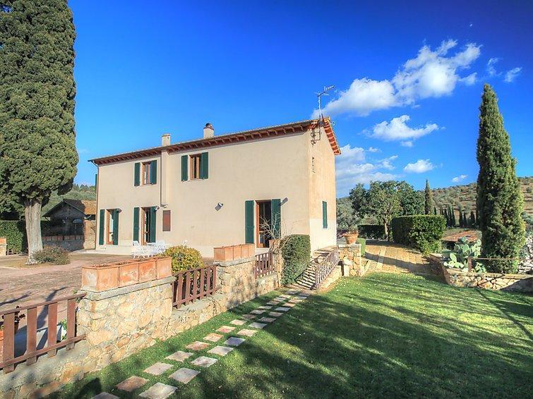 3 bedroom Villa in Capalbio, Maremma Volterra, Italy : ref 2027583 - Image 1 - Marsiliana - rentals