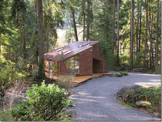 Canyon Falls Cabin! - Cabin On The River, In The Woods! - Granite Falls - rentals