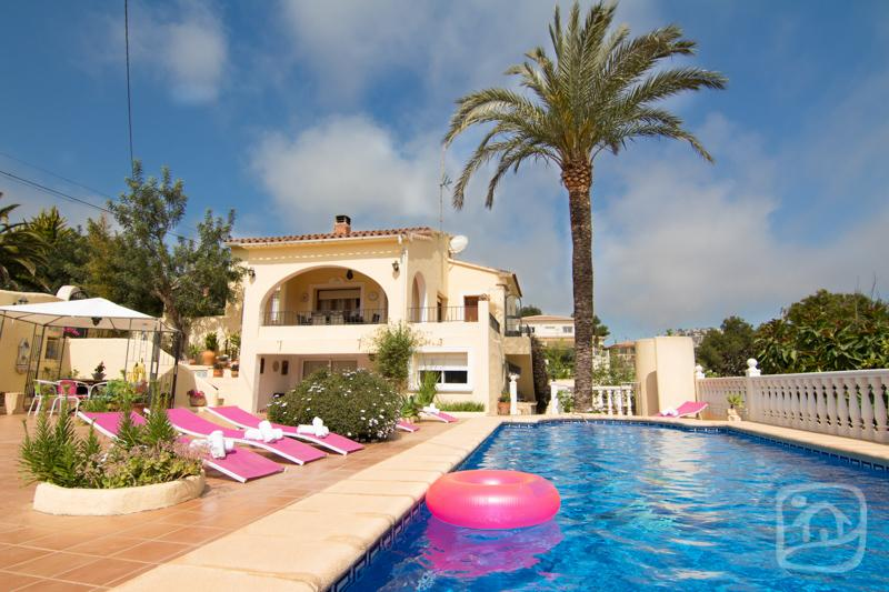 5 bedroom Villa in Benissa, Costa Blanca, Spain : ref 2031730 - Image 1 - La Llobella - rentals
