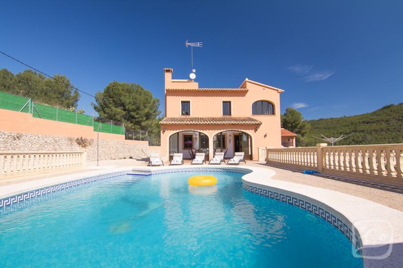 5 bedroom Villa in Benissa, Costa Blanca, Calpe, Spain : ref 2031797 - Image 1 - Calpe - rentals