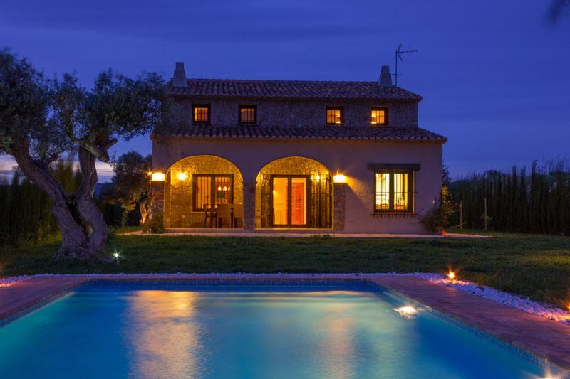 4 bedroom Villa in Teulada, Benissa, Costa Blanca, Spain : ref 2031855 - Image 1 - Canor - rentals