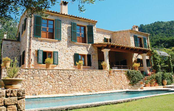 4 bedroom Villa in Valldemossa, Balearic Islands, Mallorca : ref 2036711 - Image 1 - Valldemossa - rentals