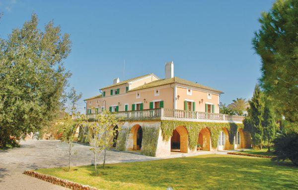 9 bedroom Villa in Es Trenc, Balearic Islands, Llucmajor, Mallorca : ref 2036917 - Image 1 - Sa Rapita - rentals