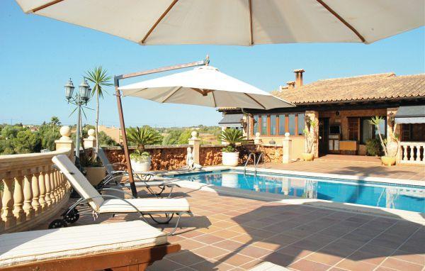 5 bedroom Villa in S Arangasa, Balearic Islands, Palma, Mallorca : ref 2036946 - Image 1 - Sant Jordi - rentals