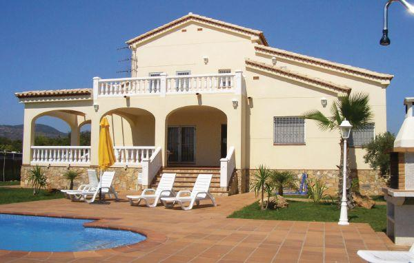 4 bedroom Villa in L Ampolla, Catalonia, Costa Dorada, Spain : ref 2037132 - Image 1 - L'Ampolla - rentals