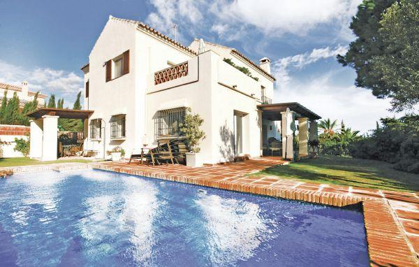 5 bedroom Villa in Las Chapas, Andalusia, Costa Del Sol, Spain : ref 2037188 - Image 1 - Artola - rentals