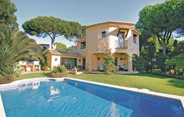 4 bedroom Villa in Puerto Cabopino, Andalusia, Costa Del Sol, Spain : ref - Image 1 - Artola - rentals