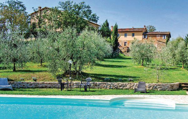 6 bedroom Villa in Siena, Tuscany, Chianti, Italy : ref 2037806 - Image 1 - Monteaperti - rentals